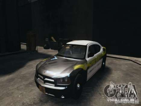 Dodge Charger Slicktop 2010 para GTA 4