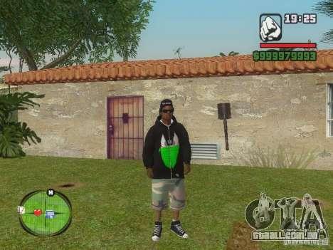 NEW Ryder para GTA San Andreas