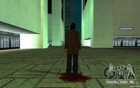 Mutant para GTA San Andreas segunda tela