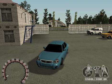 VAZ 2170 de Lada Priora para GTA San Andreas