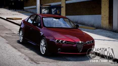 Alfa Romeo 159 Li para GTA 4