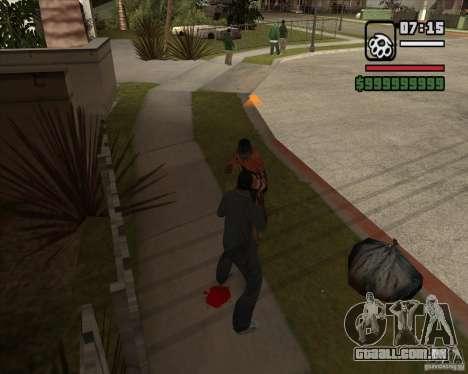 Reality Peds Settings 1.0 para GTA San Andreas