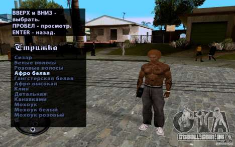 CJ novo para GTA San Andreas
