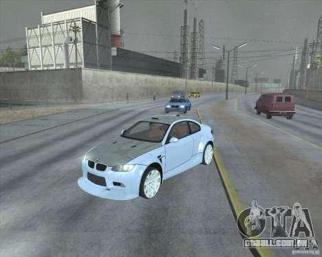 MOD de Jyrki para GTA San Andreas décima primeira imagem de tela