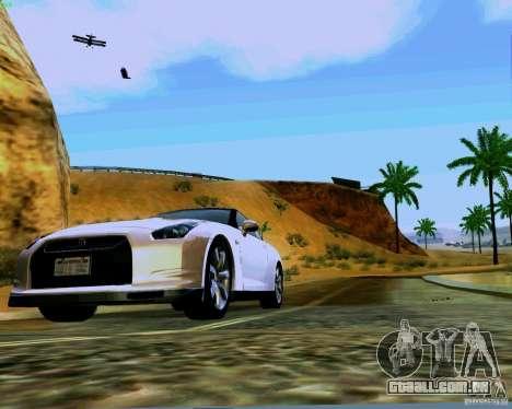 ENBSeries by S.T.A.L.K.E.R para GTA San Andreas oitavo tela