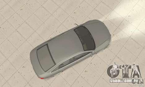 Audi A6 3.0 TDI quattro 2004 para GTA San Andreas vista traseira