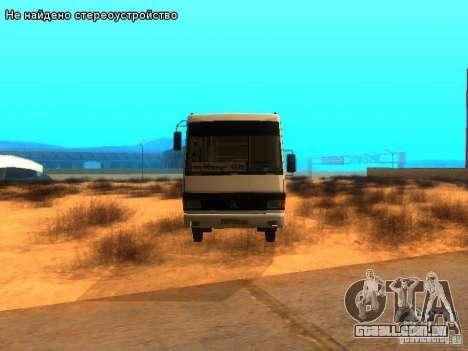 BASES e 079.14 para GTA San Andreas vista interior