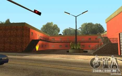 UGP Moscow New Jefferson Motel para GTA San Andreas segunda tela