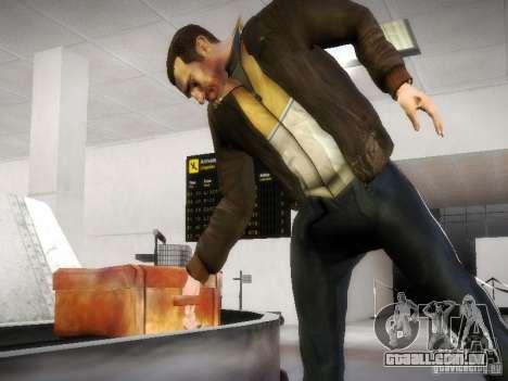 Novas histórias de Niko Bellis para GTA San Andreas