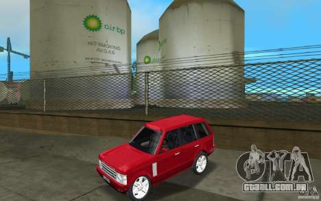 Range Rover Vogue 2003 para GTA Vice City