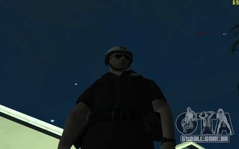 Nova DPSnik para GTA San Andreas segunda tela