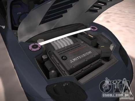 Mitsubishi FTO GP Veilside para GTA San Andreas vista superior