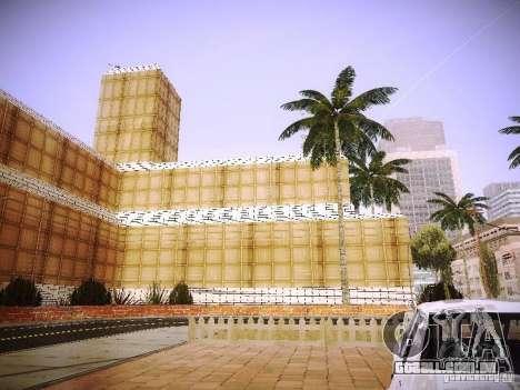 O novo hospital de Los Santos para GTA San Andreas sexta tela