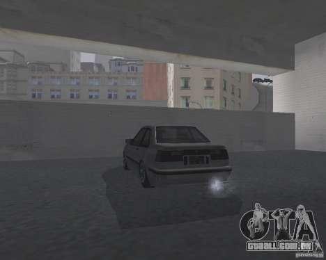 Futo de GTA 4 para GTA San Andreas vista direita