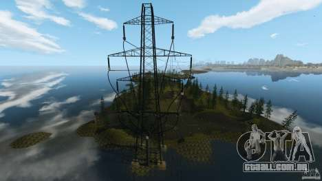 The Loggers Point para GTA 4 sexto tela
