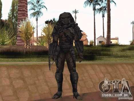Predador para GTA San Andreas