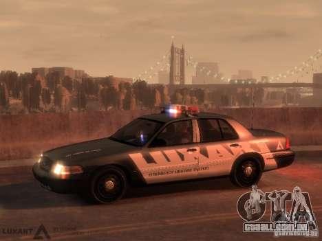 EMERGENCY LIGHTING SYSTEM V6 para GTA 4 segundo screenshot