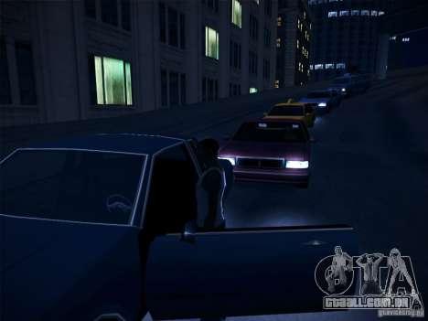 ENBSeries by CatVitalio para GTA San Andreas quinto tela