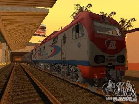 ÈP2K-032 para GTA San Andreas