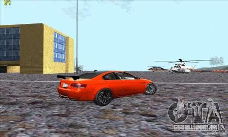 Tropick ENBSeries por Jack_EVO para GTA San Andreas quinto tela