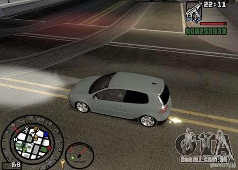 Fogo dos escapamentos v 2.0 para GTA San Andreas quinto tela