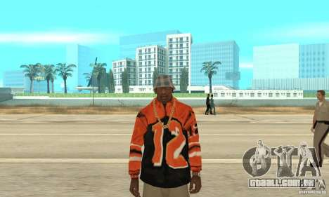 Hoodie 2 para GTA San Andreas