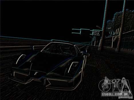 NegOffset Effect para GTA San Andreas