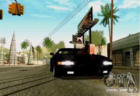 ENBSeries FS by FLaGeR v 1.0 para GTA San Andreas segunda tela