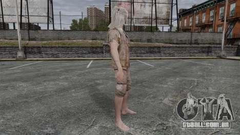 Geralt de Rivia v6 para GTA 4 segundo screenshot