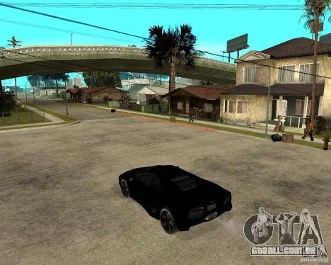 Lamborghini Reventon para GTA San Andreas esquerda vista