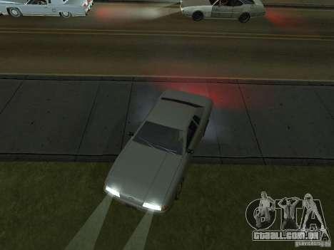 IVLM 2.0 TEST №3 para GTA San Andreas quinto tela