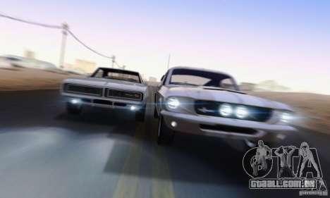 ENBSeries by dyu6 v6.0 para GTA San Andreas sétima tela