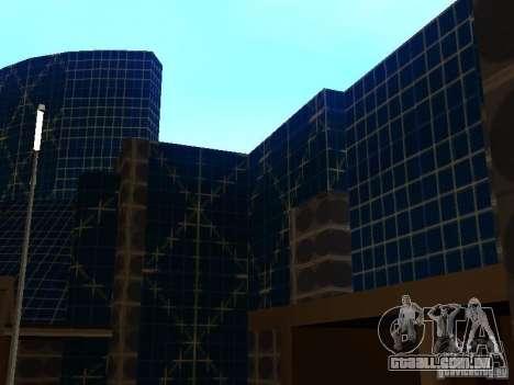 Novo edifício em LS para GTA San Andreas segunda tela