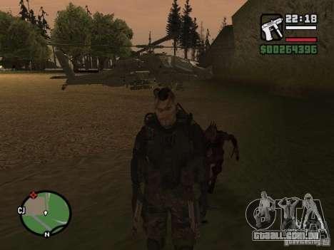 Chupacabra para GTA San Andreas segunda tela