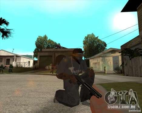 Resident Evil 4 weapon pack para GTA San Andreas oitavo tela