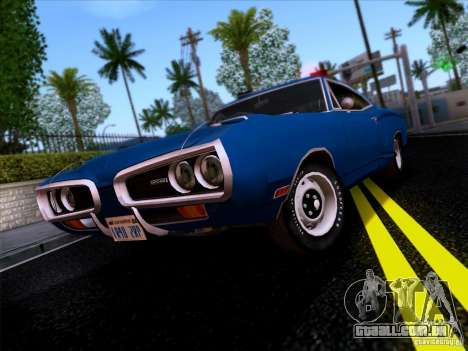 Dodge Coronet Super Bee v2 para GTA San Andreas