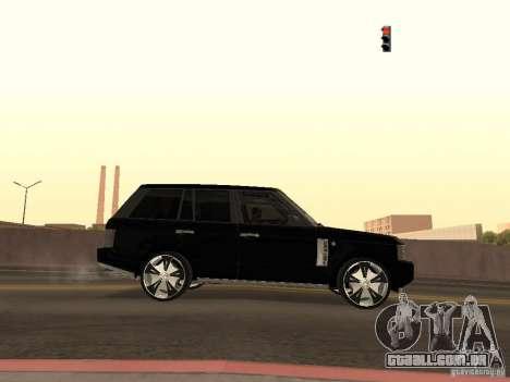 Luxury Wheels Pack para GTA San Andreas quinto tela