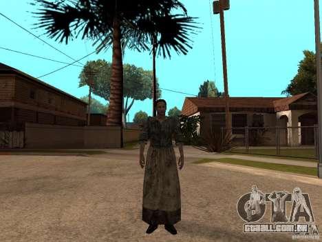 Personagens de Pak atualizadas do Resident Evil  para GTA San Andreas oitavo tela