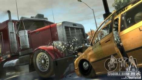 Imagens de inicialização no estilo do GTA IV para GTA San Andreas décima primeira imagem de tela