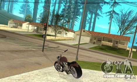 TLAD_Lucan para GTA San Andreas traseira esquerda vista
