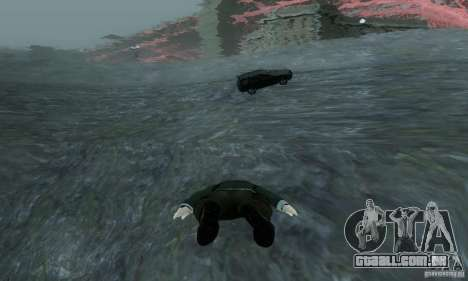 ENB Reflection Bump 2 Low Settings para GTA San Andreas décima primeira imagem de tela