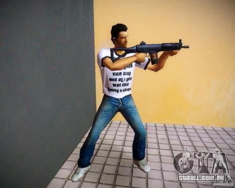 Sig552 para GTA Vice City por diante tela