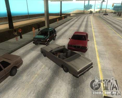 MOD de Jyrki para GTA San Andreas oitavo tela