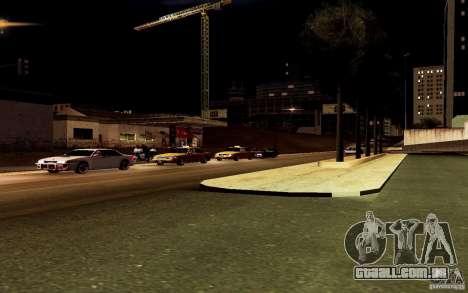 Um novo algoritmo para tráfego automóvel para GTA San Andreas sétima tela