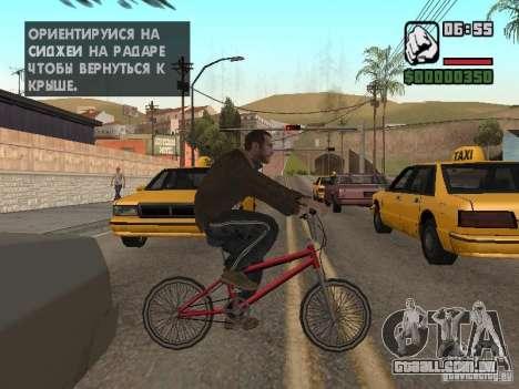 Niko Bellic para GTA San Andreas nono tela