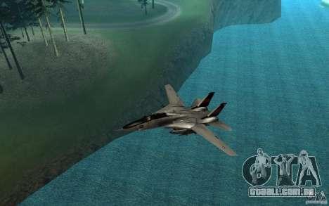 F-14A Screaming Eagles VF-51 para GTA San Andreas