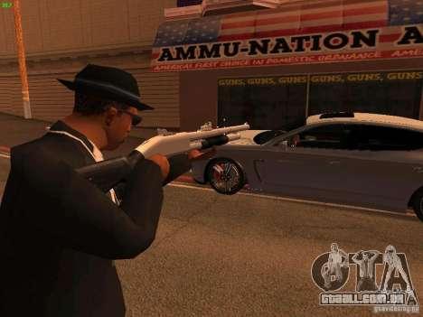 TeK Weapon Pack para GTA San Andreas oitavo tela