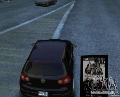 Tema GTAViceCity.RU para GTA 4 segundo screenshot