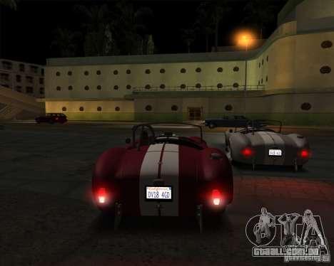 IVLM 2.0 TEST №3 para GTA San Andreas nono tela