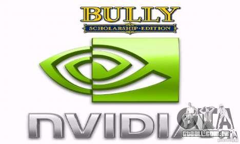 Bota clipart Bully Scholarship Edition para GTA San Andreas quinto tela